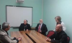 Il Vescovo incontra il gruppo diocesano MAC di Salerno