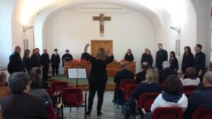 """Concerto del coro """"Laeti Cantores"""" diretto dal M° Patrizia Bruno"""